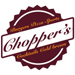choppers sports grill logo